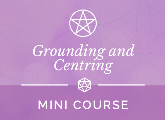 Grounding and Centring